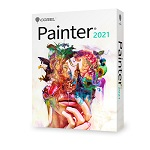 Corel Painter 2021 (Perpetual) - Small product image
