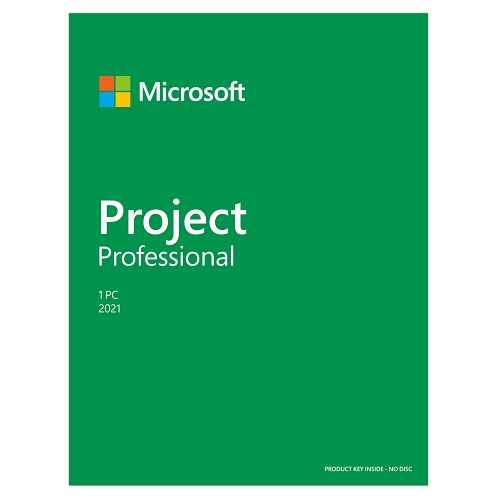 Project Professional 2021 (English) (Student Option)