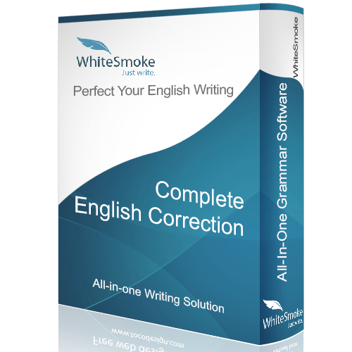 WhiteSmoke Premium (12-Month Subscription)