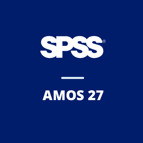 IBM® SPSS® Amos GradPack 27 for Windows (12-Mo Rental)