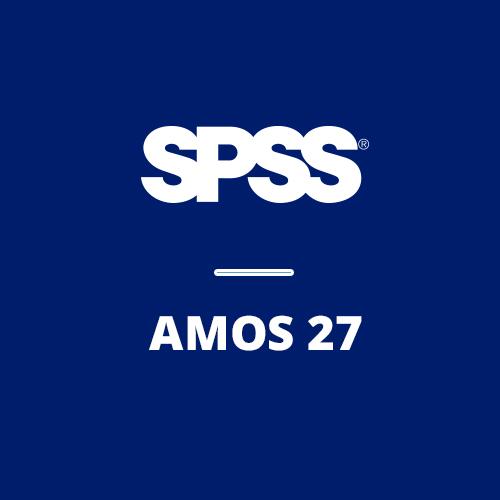 IBM® SPSS® Amos 27 (Windows) - Single Machine License
