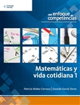 Matemáticas y Vida Cotidiana 1, 1a edición - Imagen del producto pequeña
