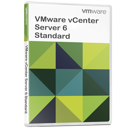 VMware vCenter Server 6.x Standard
