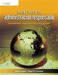 Principios De Administración Responsable.  Sostenibilidad, Responsabilidad Y Ética Locales, First Edition - Imagen del producto pequeña