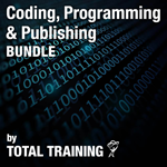 Total Training for Coding - Programming - Publishing - Kleine Produktabbildung