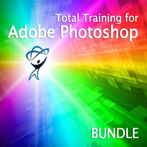 Total Training Photoshop Bundle (12-Month Subscription)