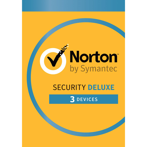 Norton Security Deluxe (1 year, 3 devices)
