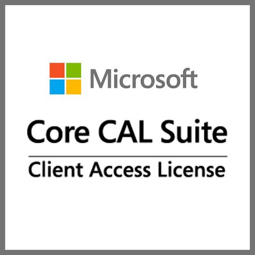 Microsoft Enterprise Client Access License User CAL with Services (English) (Academic Select)