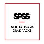 IBM® SPSS® Statistics 25 GradPacks - Small product image