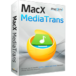 MacX MediaTrans - Small product image