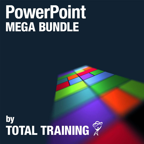Total Training for Microsoft PowerPoint Mega Bundle (12-Month Subscription)