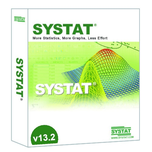 SYSTAT v13.2 - Academic License