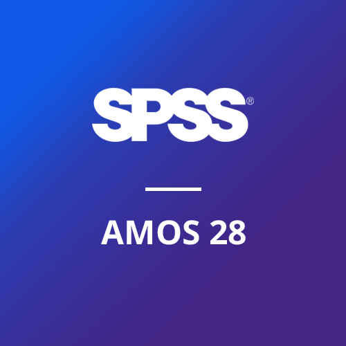IBM® SPSS® Amos 28 (Windows) - Single Machine License