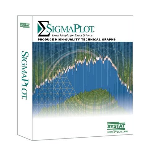 SigmaPlot v14.5 - Academic License