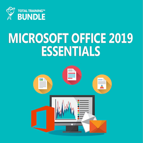 Total Training for Microsoft Office 2019 (6-Month Subscription)