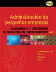 Administración de Pequeñas Empresas: Lanzamiento y Crecimiento de Iniciativas de Emprendimiento, 16ª edición - Imagen del producto pequeña