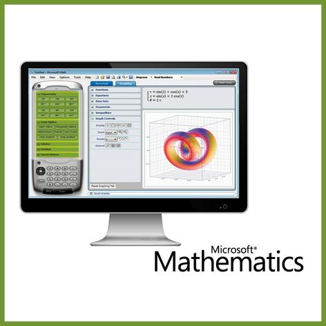 Microsoft Math 3.0 (English) (Student Select)