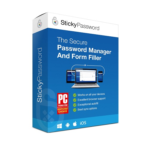 Sticky Password Premium - (12-Mo Rental)