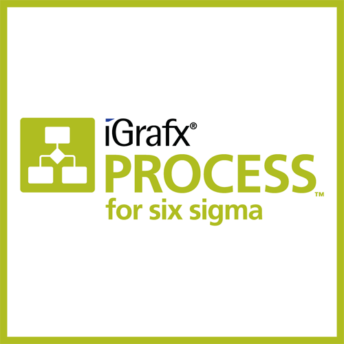 iGrafx Process, v17.5.3 for Six Sigma (1-Year License)