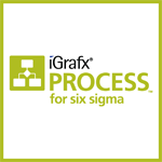 iGrafx Process, v17.5.3 for Six Sigma - Small product image
