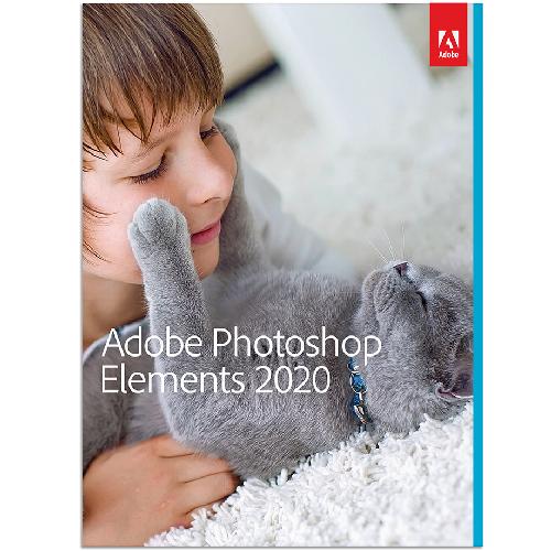 Adobe Photoshop Elements 2020 (Windows) (Multilanguage)
