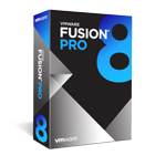VMware Fusion 8 Pro (for Mac OS X)