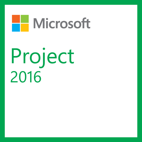 Project Standard 2016 64-bit (English) (Academic Select)