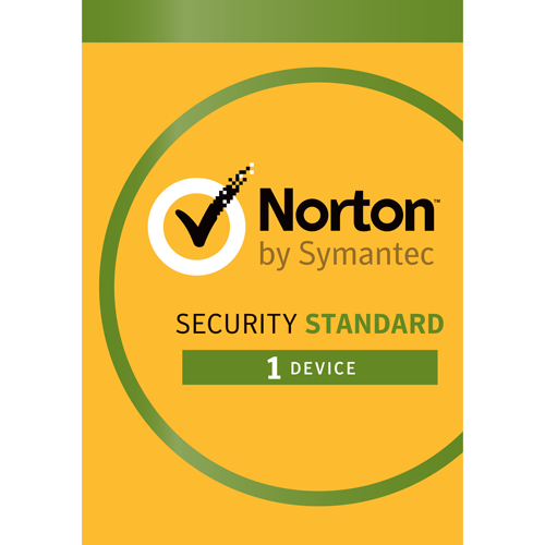Norton Security Standard (1 year, 1 device)