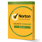 Norton Security Standard (1 year, 1 device) - Kleine Produktabbildung