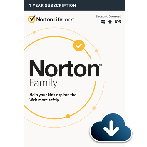 Norton Family Premier (1 year, Multiple devices)
