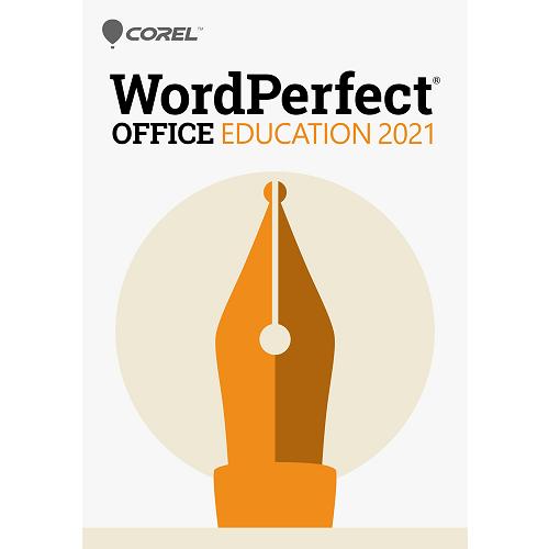 Corel WordPerfect Office 2021 Pro  - Education Edition