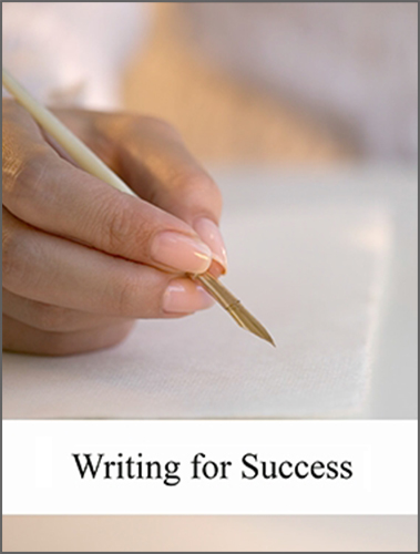 Flat World Knowledge - Writing for Success