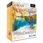 CyberLink PhotoDirector 9 - Kleine Produktabbildung