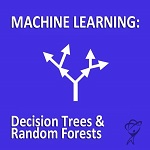 Total Training Decision Trees & Random Forests - Immagine piccola del prodotto