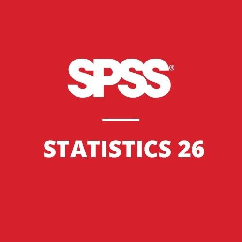 IBM® SPSS® Statistics Premium 26 (Windows) - Single Machine License