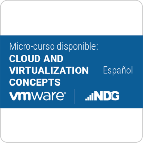 Cloud and Virtualization Concepts (Spanish)