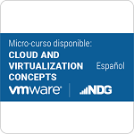 Cloud and Virtualization Concepts (Spanish) - Small product image