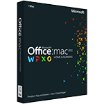 Office for Mac 2011 - Small product image