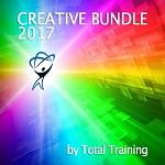 Total Training Creative Bundle 2017 - Kleine Produktabbildung