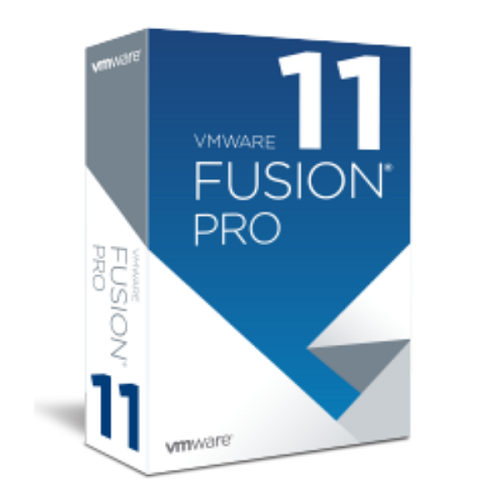VMware Fusion 11.x Pro (for Intel-based Macs)