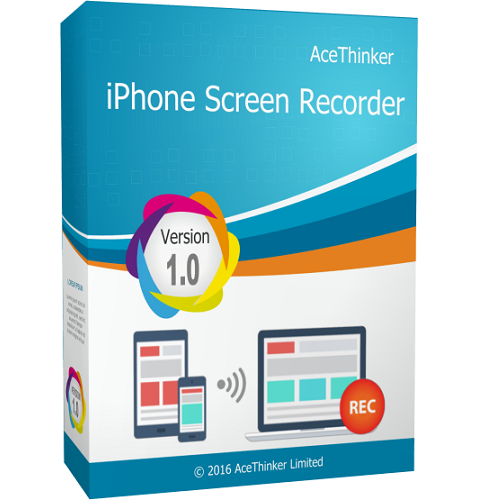 iPhone Screen Recorder for Mac (Multilanguage) - Team License (5 Computers)