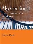 Álgebra Lineal: Una Introducción Moderna, 3a edición - Imagen del producto pequeña