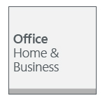 Office Home & Business 2019 (MAC/PC) - Kleine productafbeelding