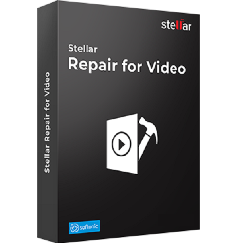 Stellar Repair for Video - 1 Year License for Mac