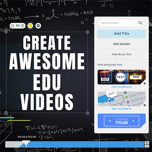 Powtoon Pro for Students (12-Month Subscription)