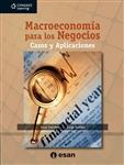Macroeconomia para los Negocios, Casos y Aplicaciones, 1a edición - Imagen del producto pequeña
