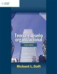 Teoría y Diseño Organizacional, 10a edición - Imagen del producto pequeña