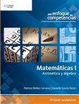 Matemáticas I: Aritmética y Álgebra, 1a edición - Imagen del producto pequeña