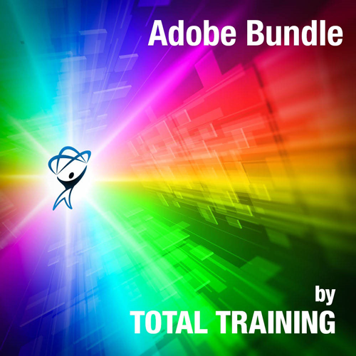 Total Training Adobe Master Bundle (12-Month Subscription)