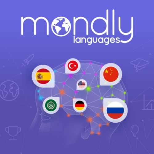 Mondly 1 Year Access - All 41 Languages